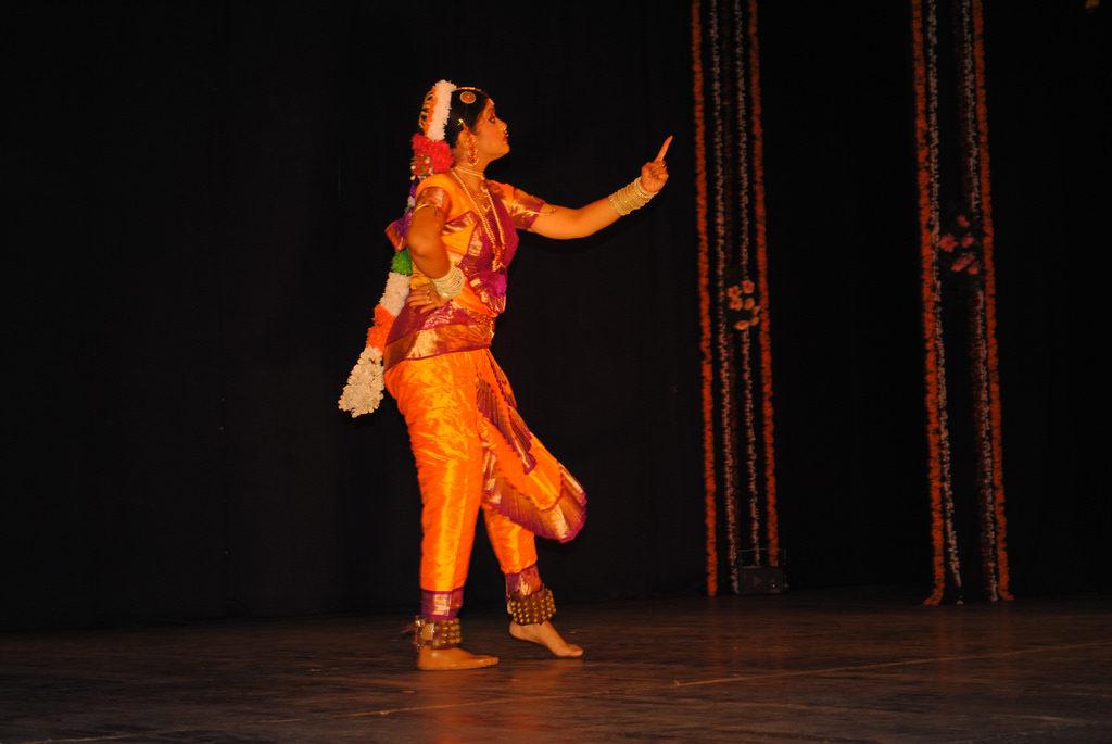 Sudha Chandran - Dancing with amputated leg