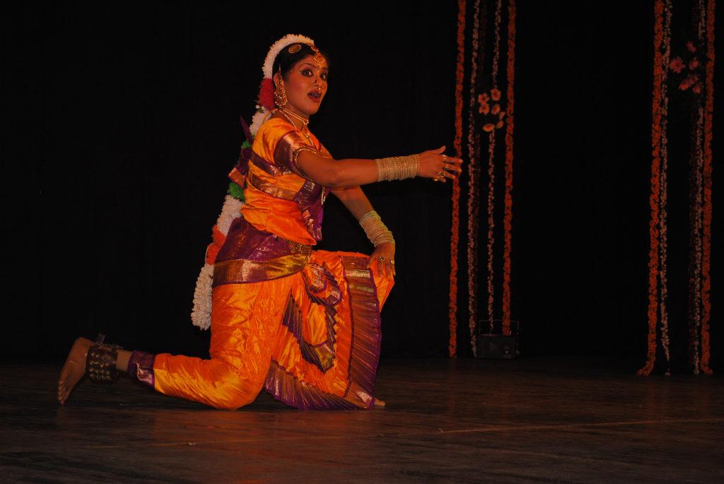 Sudha Chandran - Classical Dancer