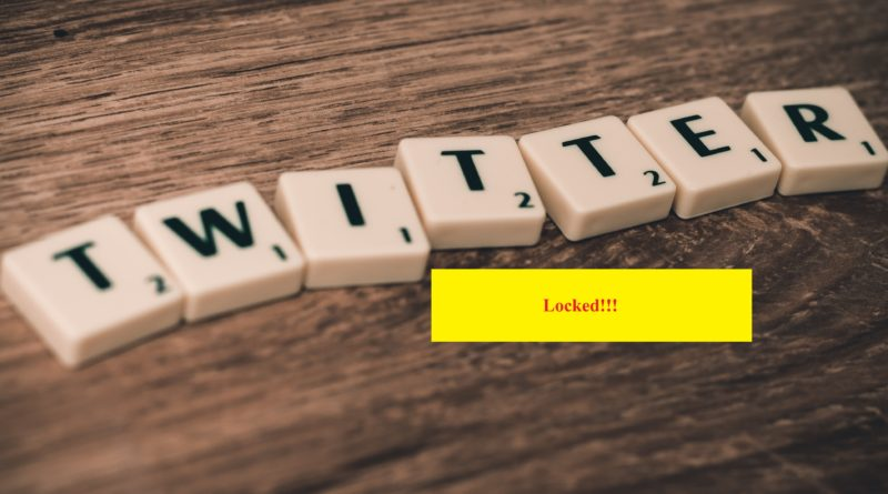 Alert for Twitter Users – Your account may get Locked