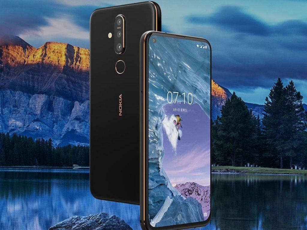Nokia X71 ( Nokia 6.2 )