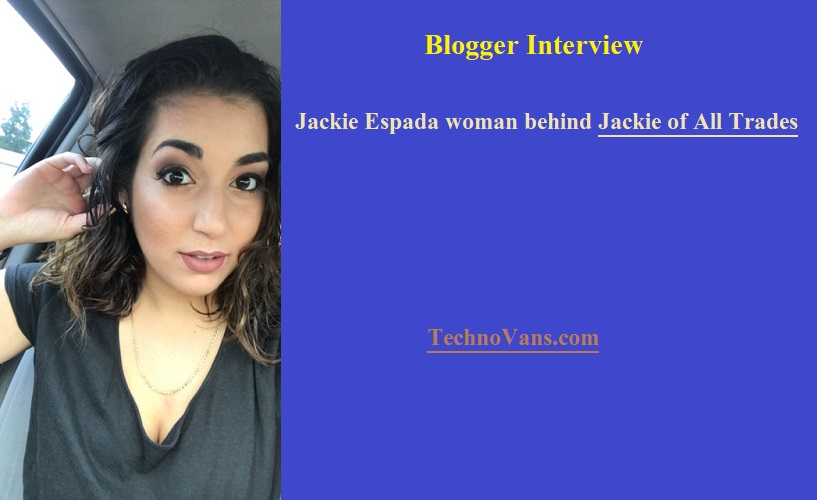 Jackie Espada woman behind Jackie of All Trades