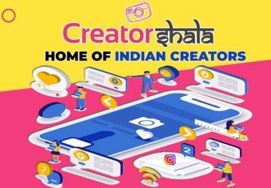 CREATORSHALA – Mumbai based Startup creates an ecosystem for creators & influencers in India