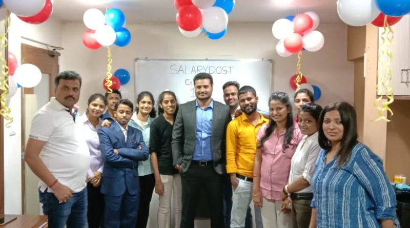 Thane based Salary Dost celebrates 1st Anniversary