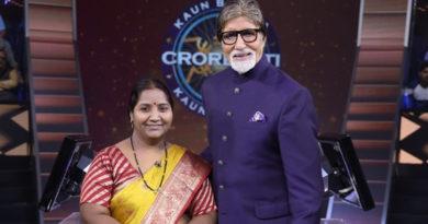 Babita Tade becomes crorepati in Kaun Banega Crorepati 11
