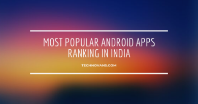 9 Most Popular Android Apps Ranking in India