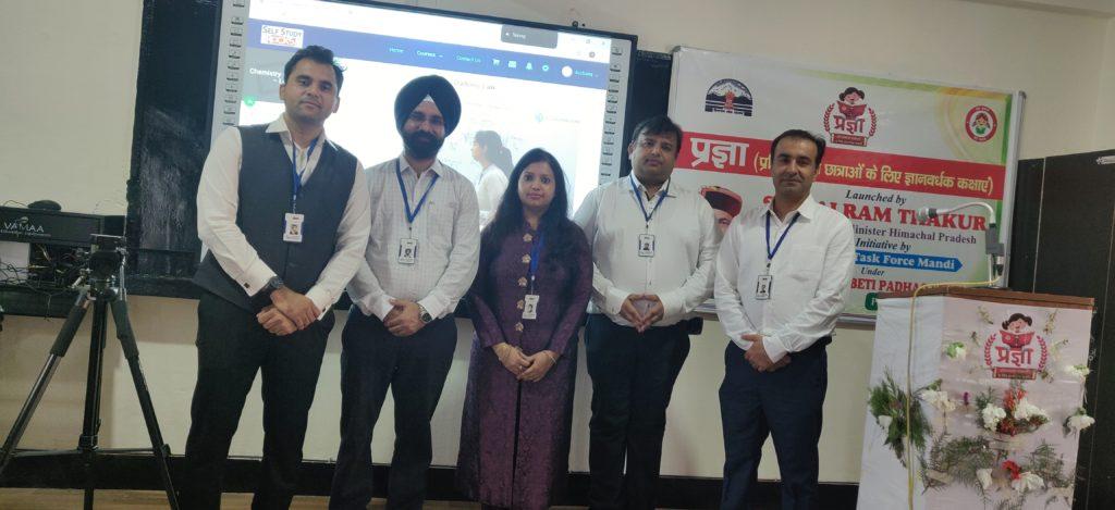 Eduscuare - The Leadership team