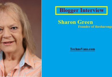 Blogger Interview – Sharon Green