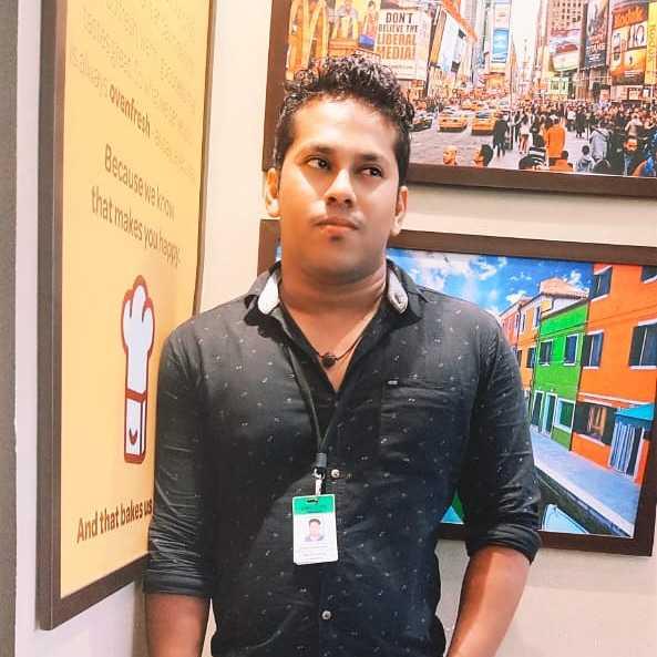 Pamsit App Founder -  Balajee Swaminathan