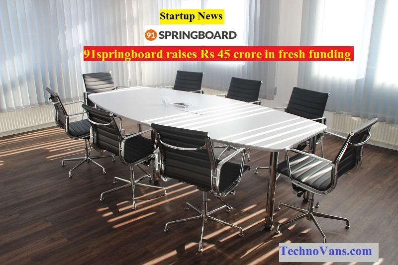 91springboard raises Rs 45 crore in fresh funding