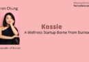 Kossie: A Wellness Startup Borne From Burnout
