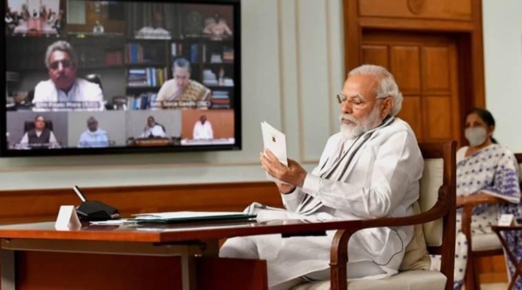 PM Modi launches Aatmanirbhar Innovation Challenge to promote desi apps