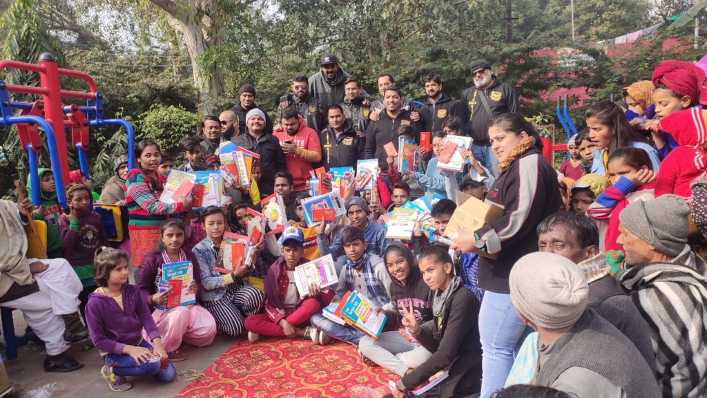 Sabhyataa Foundation - NGO by Geetika