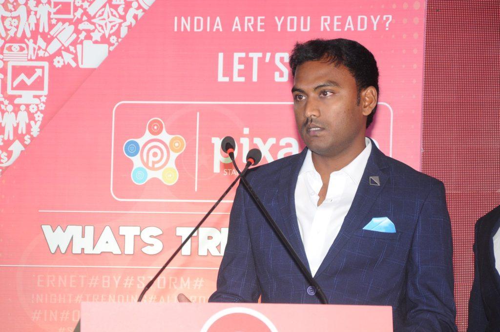 Rajasekar Sundaresan, Founder of Pixalive