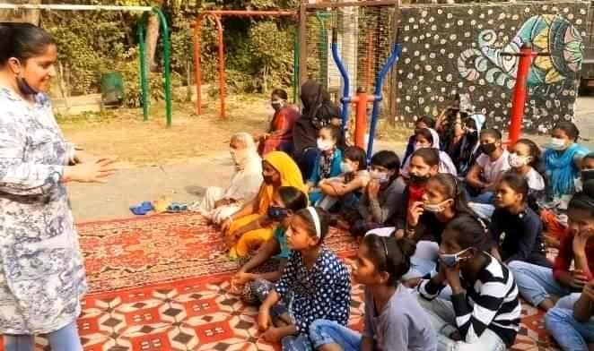 Geetika, founder of Sabhyataa Foundation: Talking  about women safety, menstrual hygiene