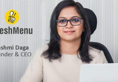 Her Success Story – Rashmi Daga, left her job to start an online kitchen – Fresh Menu